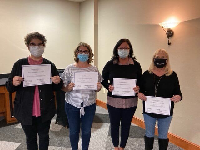 Clinical Leadership Teams Complete PICC/Midline Insertion Class
